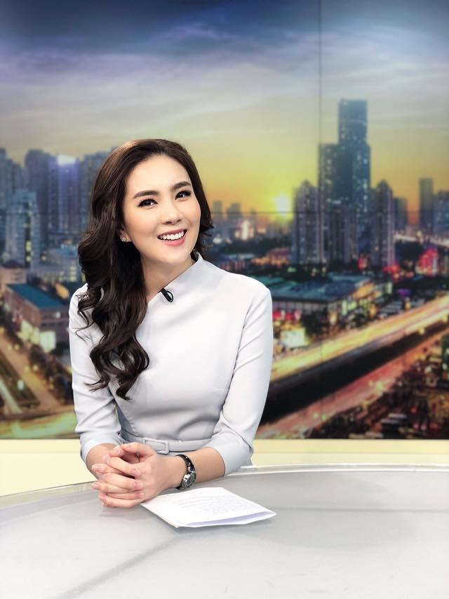 MC Mai Ngọc không còn là cô gái thời tiết - Ảnh 2.