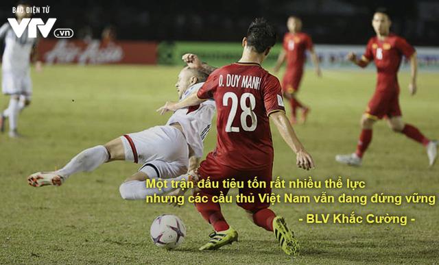 AFF Cup 2018: BLV VTV và những câu nói đi vào lòng người trong chiến thắng của ĐT Việt Nam - Ảnh 6.