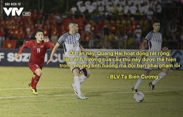 AFF Cup 2018: BLV VTV và những câu nói đi vào lòng người trong chiến thắng của ĐT Việt Nam - Ảnh 5.