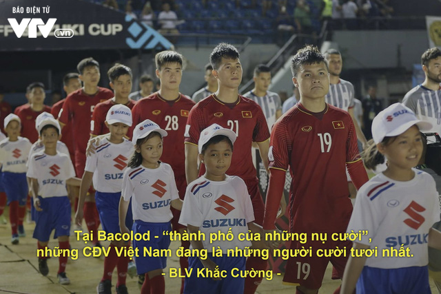 AFF Cup 2018: BLV VTV và những câu nói đi vào lòng người trong chiến thắng của ĐT Việt Nam - Ảnh 4.
