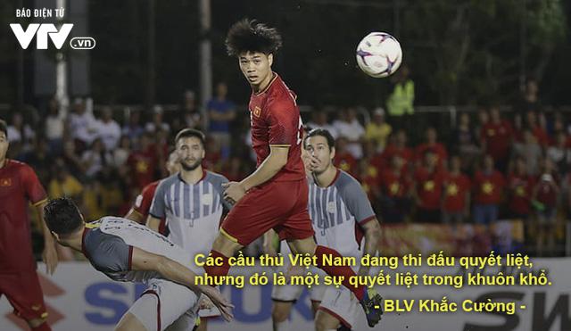 AFF Cup 2018: BLV VTV và những câu nói đi vào lòng người trong chiến thắng của ĐT Việt Nam - Ảnh 3.