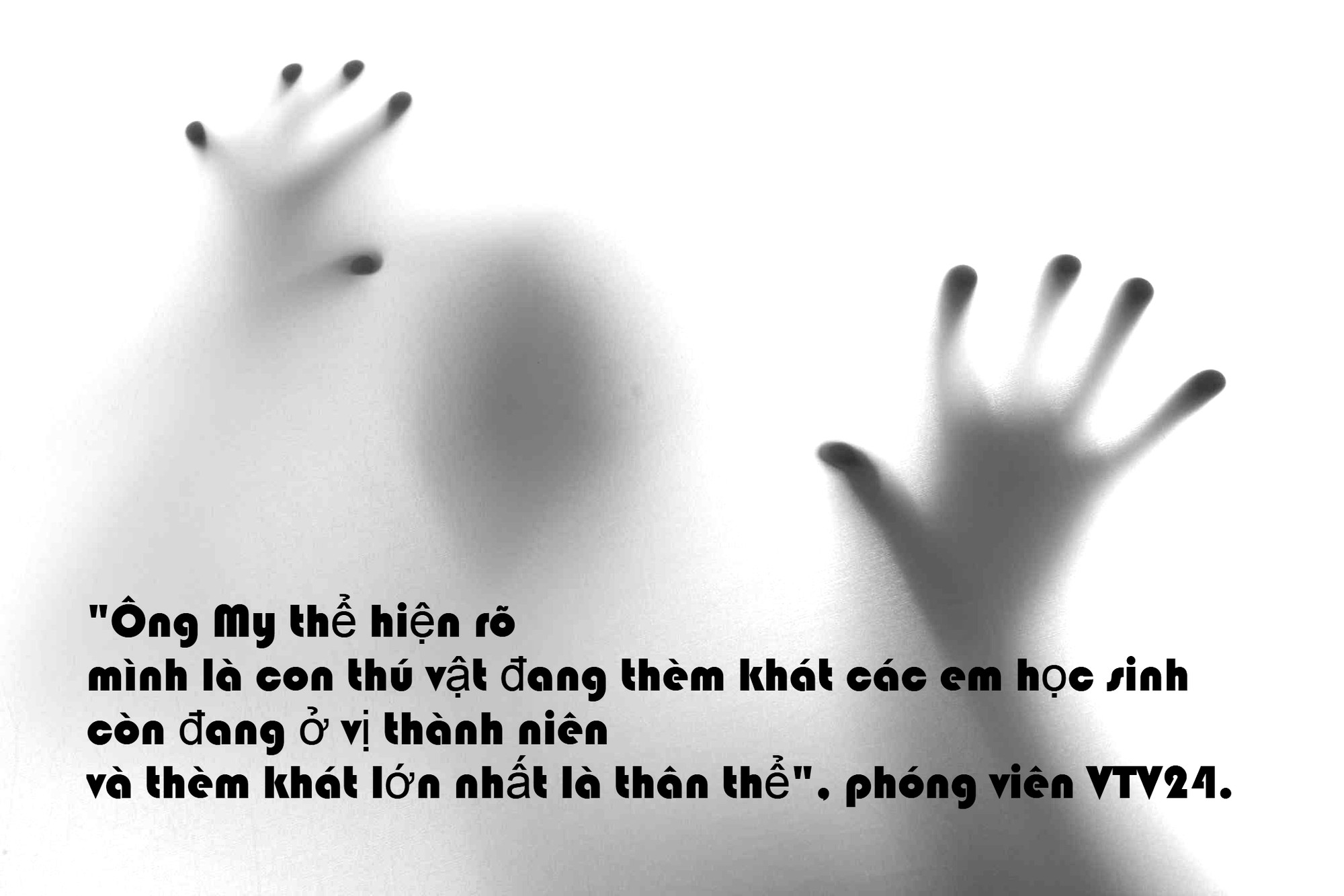 Phóng viên VTV24 và ám ảnh hành trình đưa ra ánh sáng hiệu trưởng lạm dụng nam sinh ở Phú Thọ - Ảnh 8.