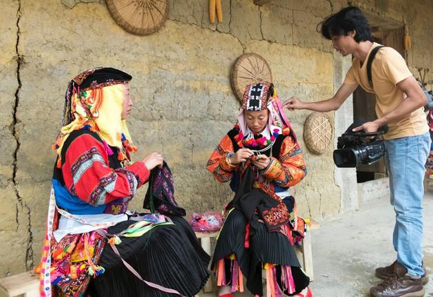 Những bức ảnh nghìn like tại cuộc thi ảnh Những người làm truyền hình - Ảnh 6.