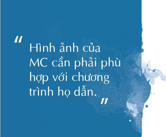 Dàn MC Việt Nam hôm nay - Phá bỏ giới hạn, kiến tạo màu sắc mới - Ảnh 9.