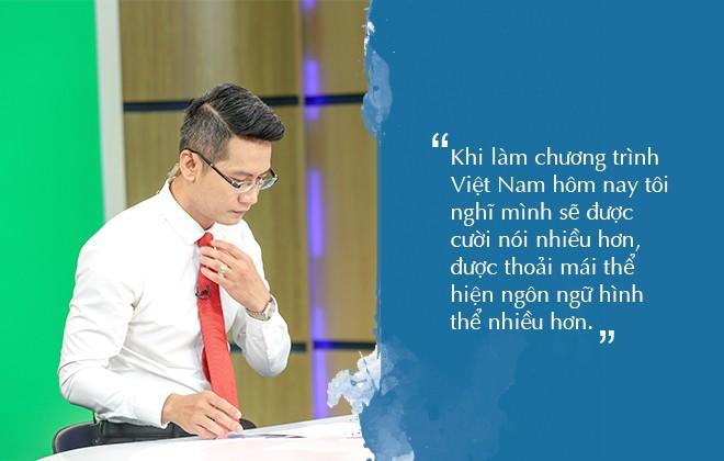 Dàn MC Việt Nam hôm nay - Phá bỏ giới hạn, kiến tạo màu sắc mới - Ảnh 5.
