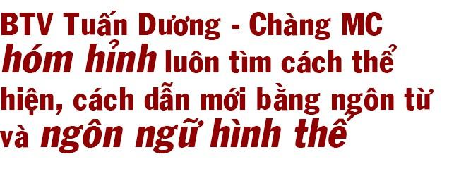 Dàn MC Việt Nam hôm nay - Phá bỏ giới hạn, kiến tạo màu sắc mới - Ảnh 4.