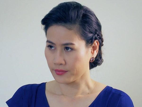 Loạt ảnh Thân Thúy Hà độc ác xuất thần trong phim Cung đường tội lỗi - Ảnh 14.