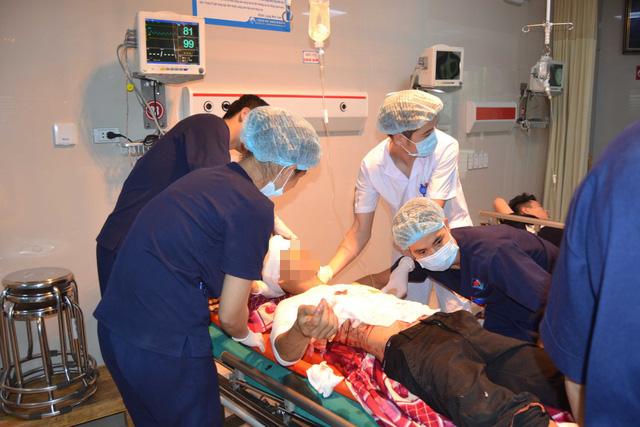 Kinh hãi: Liên tiếp các nạn nhân bị máy bóc gỗ lột da ở Phú Thọ - Ảnh 1.