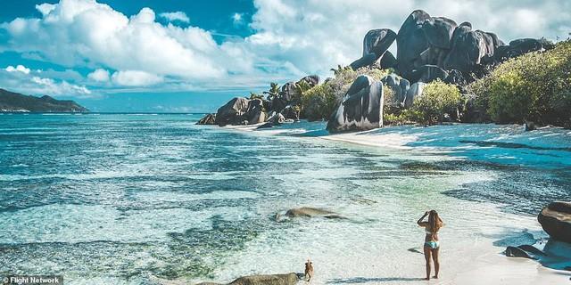 10 bãi biển đẹp nhất thế giới năm 2018 - Ảnh 8.