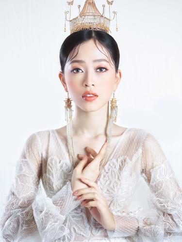 Á hậu Phương Nga hóa cô dâu xinh đẹp, lộng lẫy - Ảnh 10.