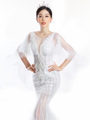 Á hậu Phương Nga hóa cô dâu xinh đẹp, lộng lẫy - Ảnh 13.