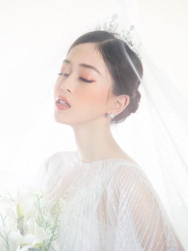 Á hậu Phương Nga hóa cô dâu xinh đẹp, lộng lẫy - Ảnh 15.