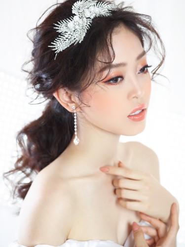 Á hậu Phương Nga hóa cô dâu xinh đẹp, lộng lẫy - Ảnh 7.
