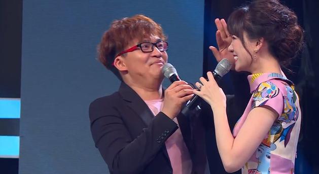 Hari Won tố bị Đại Nghĩa chèn ép khi dẫn chương trình cùng nhau - Ảnh 1.