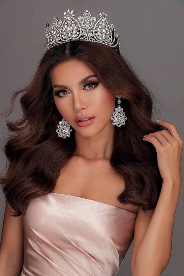 Người đẹp Puerto Rico đăng quang Hoa hậu Siêu quốc gia 2018, Minh Tú lọt Top 10 - Ảnh 5.