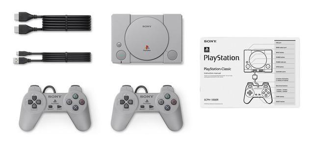 Sony hồi sinh PlayStation One với giá 2,9 triệu đồng, bán từ 12/12 - Ảnh 1.