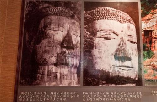 Tương truyền về tượng Phật khổng lồ từng 4 lần rơi lệ - Ảnh 3.