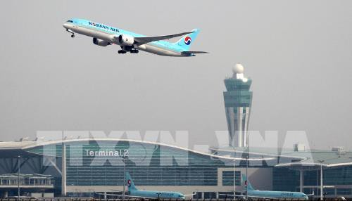 Kết quả hình ảnh cho hình ảnh sân bay hàn quốc