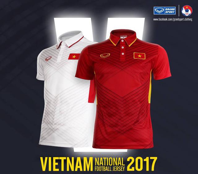 Ra mắt áo đấu mới của các ĐT Việt Nam trước thềm VCK U23 châu Á 2018 - Ảnh 4.