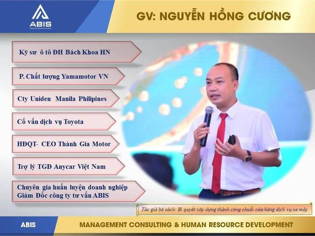 GV Nguyễn Hồng Cương và ước mơ vì một thị trường xe máy lành mạnh - Ảnh 3.