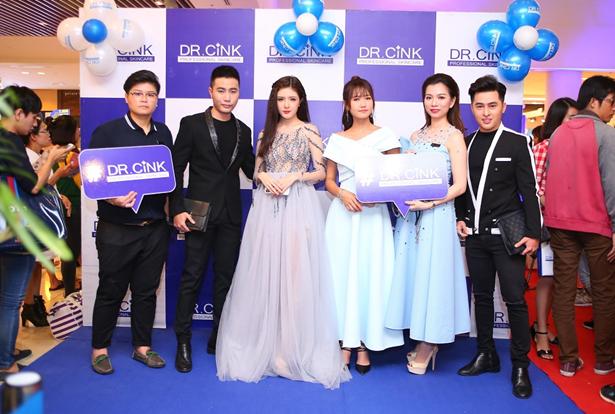 Dàn sao Việt háo hức tìm hiểu dòng mỹ phẩm mới Dr.Cink - Ảnh 1.