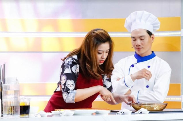 Trai đẹp Hàn Thái Tú xuất sắc chiến thắng con gái Kim Tử Long vì quá đảm đang - Ảnh 2.
