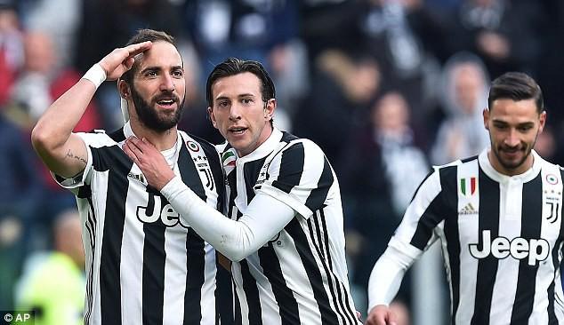 02h45 ngày 14/2, vòng 1/8 Champions League: Juventus - Tottenham - Ảnh 2.
