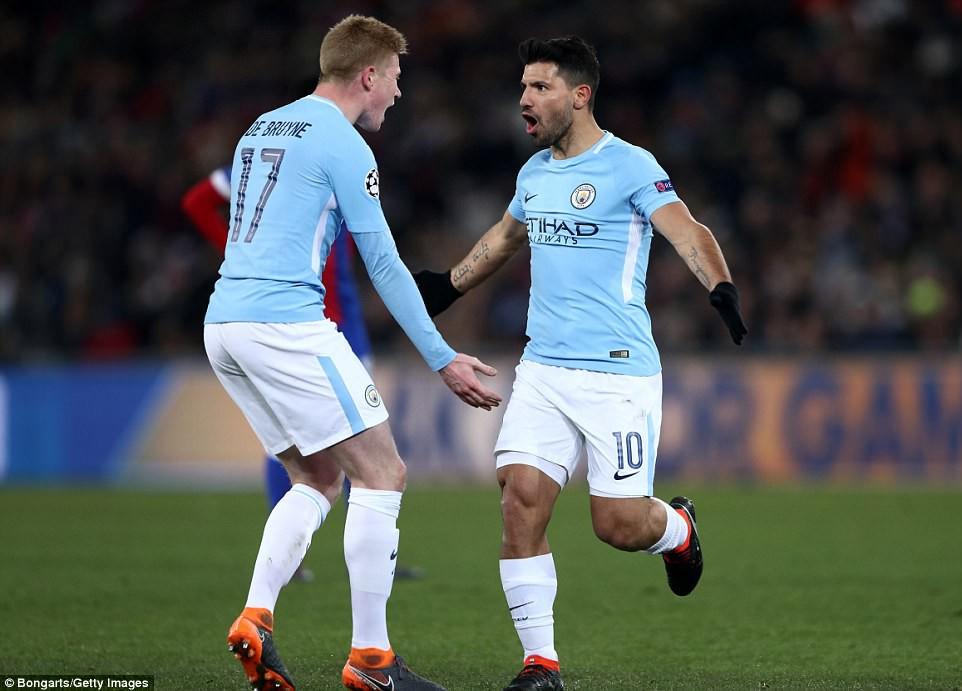 K U1ebft Qu U1ea3 Champions League S U00e1ng 14 2 Man City Th U1eafng U0111 U1eadm
