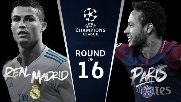 Lịch thi đấu vòng 1/8 Champions League ngày 15/2: Tiêu điểm Real – PSG - Ảnh 1.