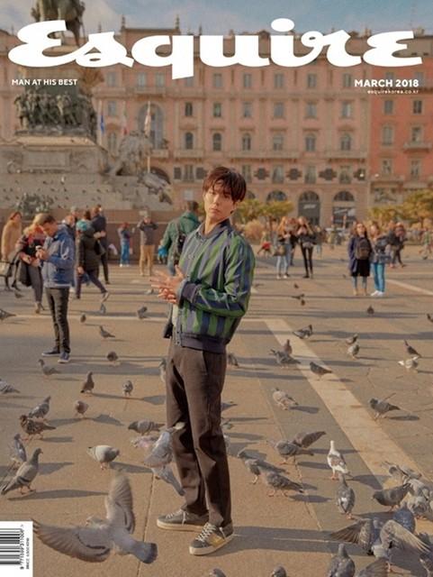 Park Bo Gum bụi bặm du ngoạn nước Ý - Ảnh 2.