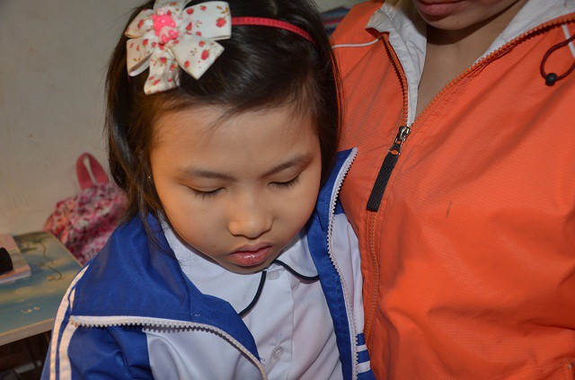 Thương bé gái 9 tuổi hiếu học mắc bệnh ung thư hạch - Ảnh 6.