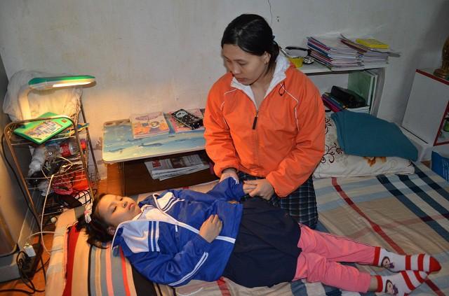 Thương bé gái 9 tuổi hiếu học mắc bệnh ung thư hạch - Ảnh 7.