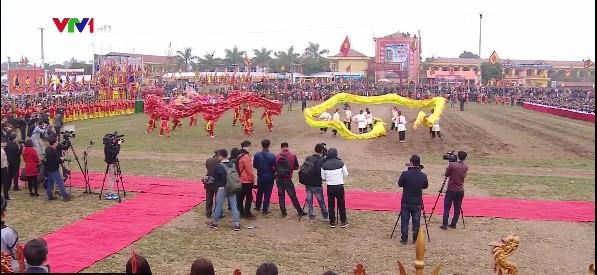 Lễ hội Tịch điền và khát vọng về mùa màng bội thu - Ảnh 3.