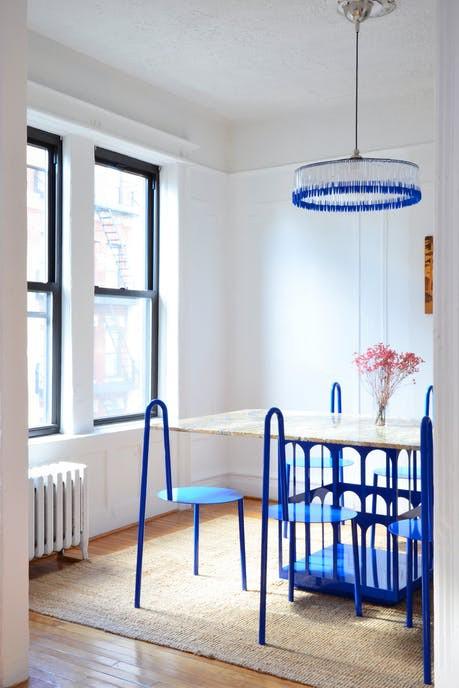 Tô điểm màu xanh cho căn hộ thêm phần nổi bật - Ảnh 12.