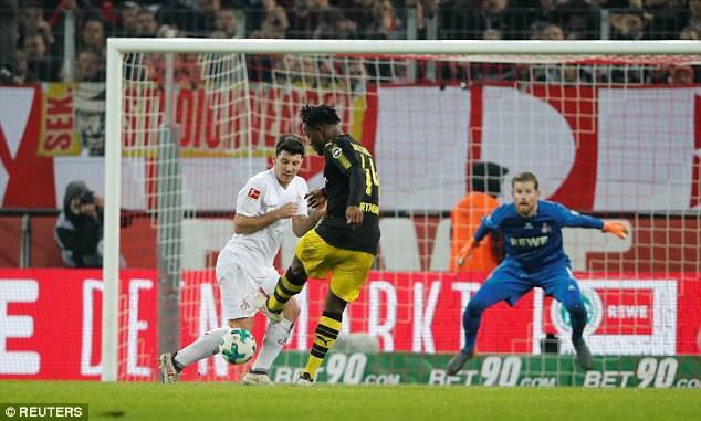 Kết quả bóng đá sáng 03/02: Dortmund thắng kịch tính Cologne - Ảnh 2.