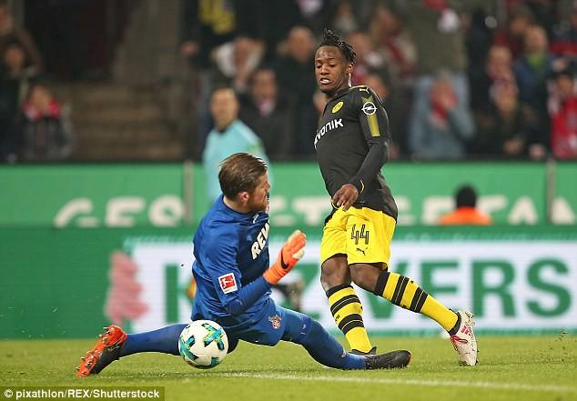 Kết quả bóng đá sáng 03/02: Dortmund thắng kịch tính Cologne - Ảnh 3.