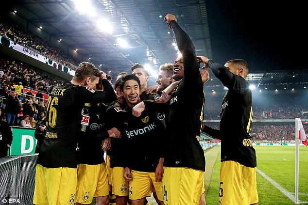 Kết quả bóng đá sáng 03/02: Dortmund thắng kịch tính Cologne - Ảnh 4.