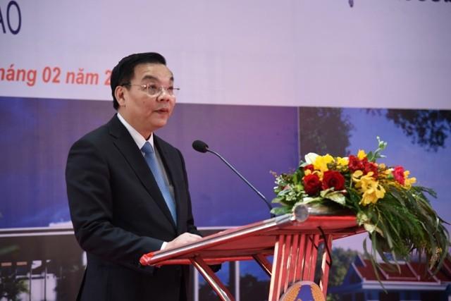 Việt Nam – Lào ký biên bản bàn giao Trung tâm đào tạo cán bộ quản lý KH&CN - Ảnh 3.
