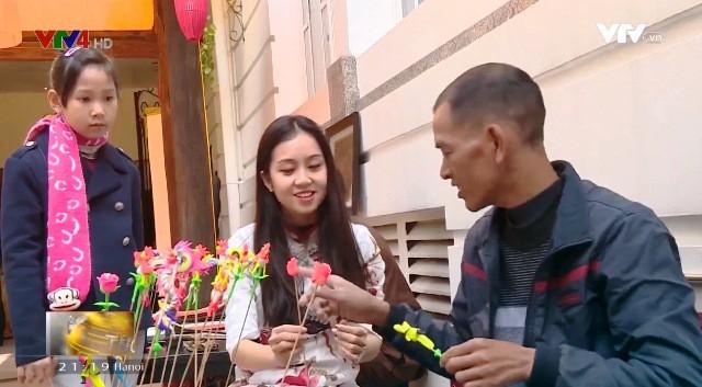 Chợ Tết Việt phong cách Hà thành những năm đầu thế kỷ 20 - Ảnh 2.