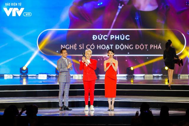 WeChoice Awards 2017: Bố con ông trùm Phan Quân nhận giải Phim truyền hình được yêu thích nhất cho Người phán xử - Ảnh 8.