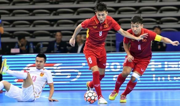 Giải Futsal châu Á 2018: Thứ hạng 8 đội bóng góp mặt ở tứ kết trên BXH FIFA - Ảnh 2.