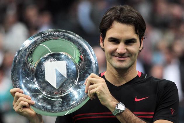 Bất ngờ dự Rotterdam, Federer hướng đến kỷ lục mới trên đỉnh ATP - Ảnh 1.