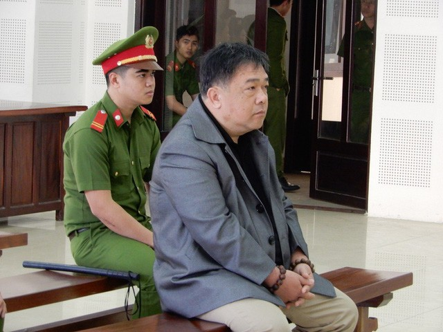 Người nhắn tin đe dọa Chủ tịch UBND TP Đà Nẵng hầu tòa - ảnh 1