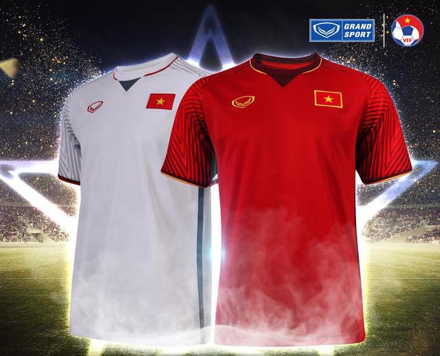 Ra mắt áo đấu mới của các ĐT Việt Nam trước thềm VCK U23 châu Á 2018 - Ảnh 1.