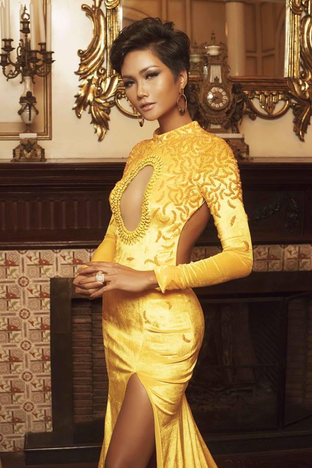H'Hen Niê - Hành trình từ cô vịt xấu xí tới Hoa hậu Hoàn vũ Việt Nam - Ảnh 8.