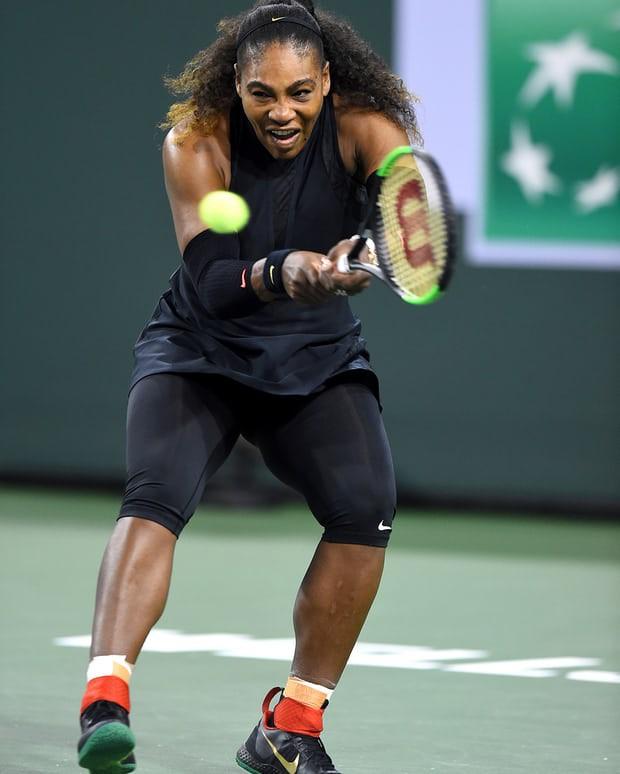 Indian Wells 2018: Serena Williams giành quyền vào vòng 3 - Ảnh 1.