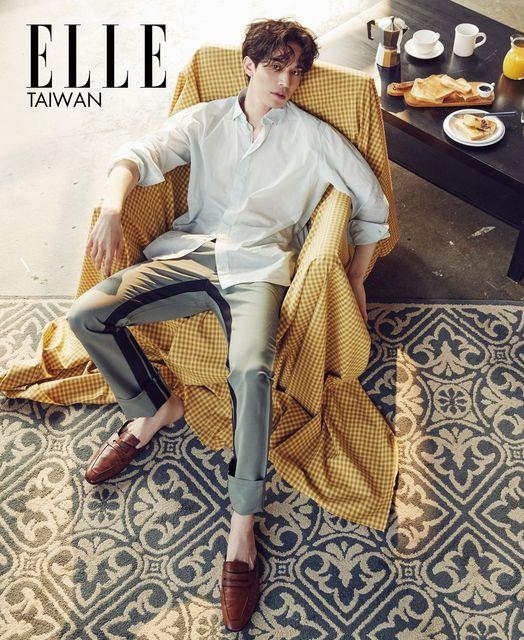 Lee Dong Wook so vẻ lạnh lùng với Park Hae Jin - Ảnh 1.