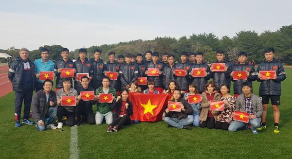 U16 Việt Nam giành ngôi Á quân tại Giải quốc tế U16 Nhật Bản - ASEAN 2018 - Ảnh 2.