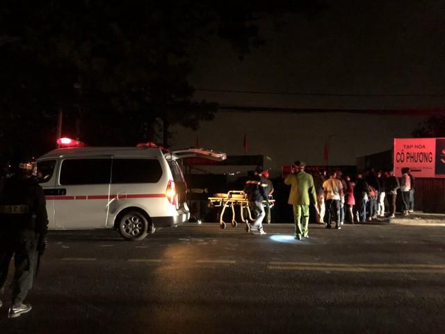 Cháy biệt thự ở trung tâm thành phố Đà Lạt, 5 người tử vong - Ảnh 2.