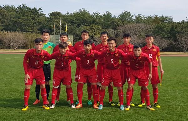 U16 Việt Nam giành ngôi Á quân tại Giải quốc tế U16 Nhật Bản - ASEAN 2018 - Ảnh 1.